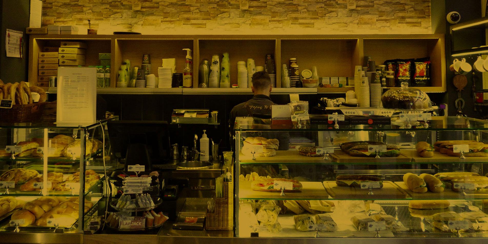 Λιόσπορος Cafe