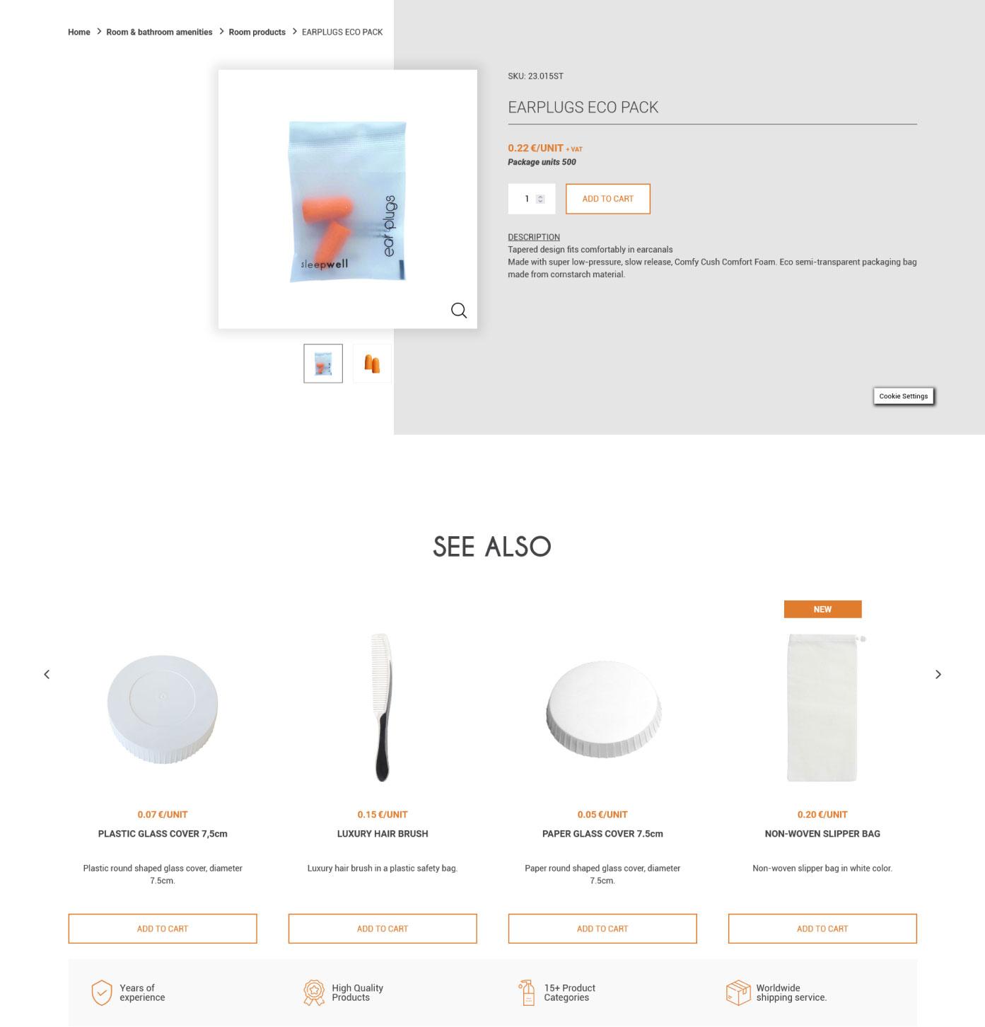 Ogigis Website fullscreen