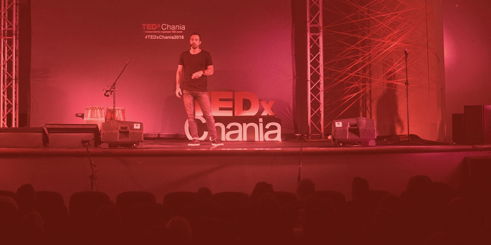 TEDxChania casestudy