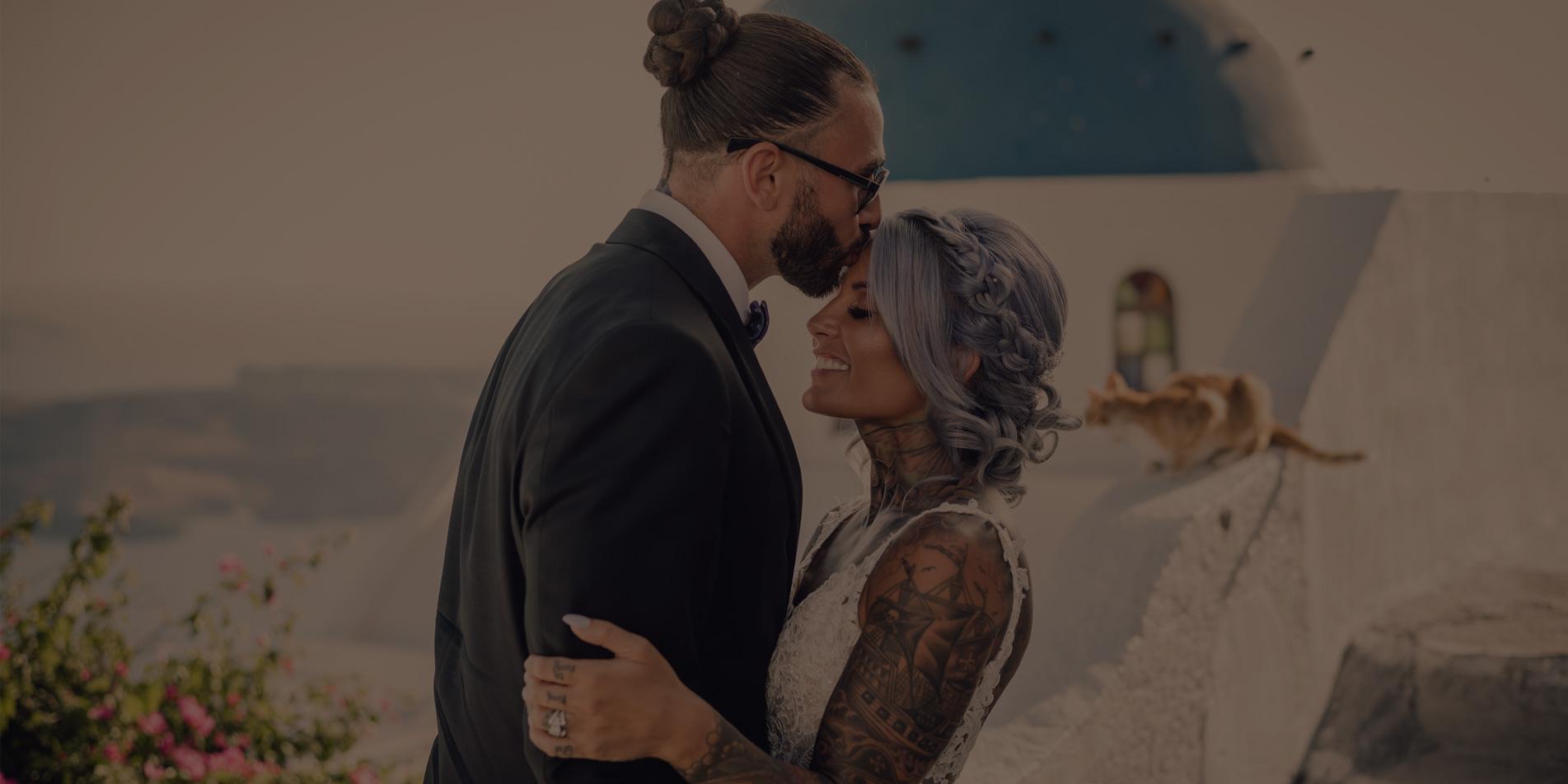 Wedding Tales Santorini casestudy